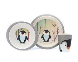 Kinder Servies | Pinguïn